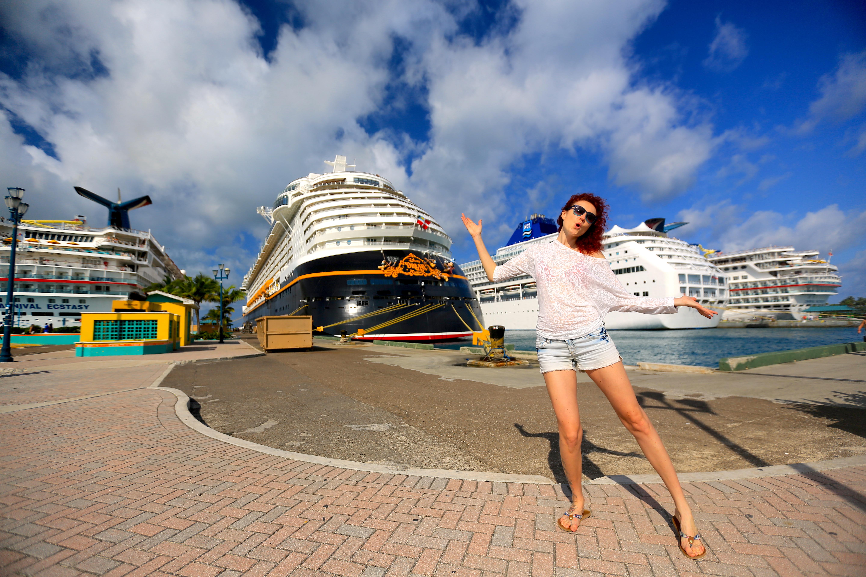 Výletná loď Karibik