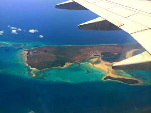 Pohlad z lietadla