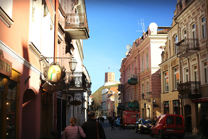 Vilnius centrum