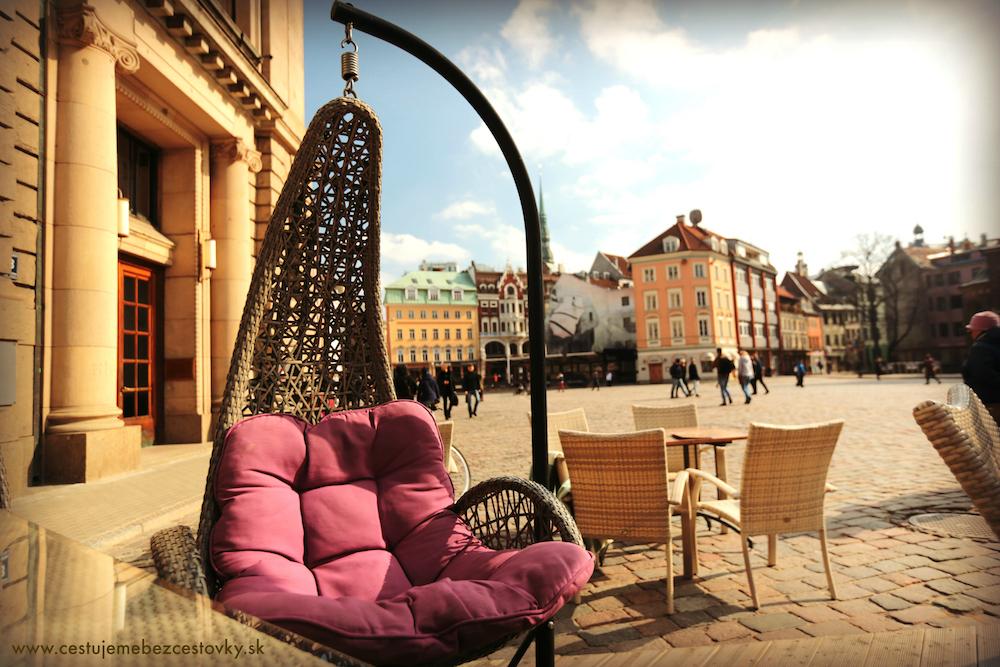 kreslo Riga