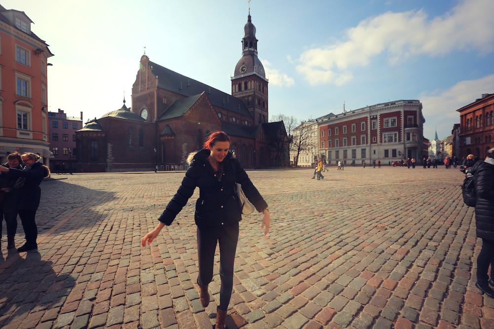 namestie Riga