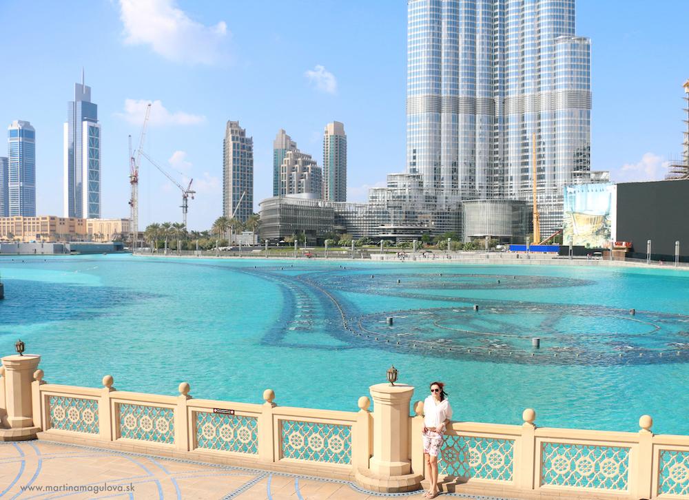 Dubai-fontana