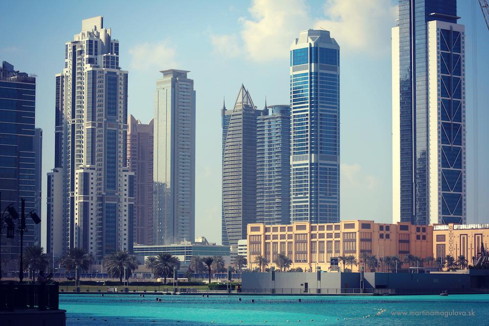 Dubai-mrakodrapy